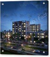 3d Exterior Design Services Acrylic Print