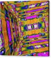 3d Unlimited Spectrum  Acrylic Print