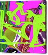 4-19-2015babcdefgh Acrylic Print