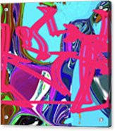 4-19-2015babcdefghijklmnopqrt Acrylic Print