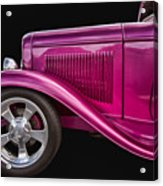 1932 Ford Hot Rod Acrylic Print