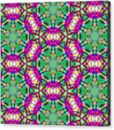 Arabesque 090 Acrylic Print
