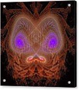 Abstract Graphics Acrylic Print