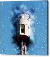 Air Raid Siren Acrylic Print