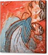 Akaweese - Tile Acrylic Print