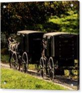 Amish Country Acrylic Print