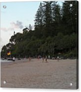Australia - Greenmount Surf Club On Patrol Acrylic Print