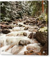 Autumn At Gore Creek - Vail Colorado Acrylic Print by Brian Harig