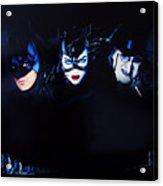Batman Returns 1992 Acrylic Print