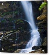 Big Bradley Falls North Carolina Acrylic Print