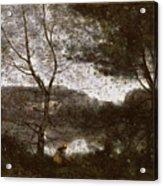 Camille Corot Acrylic Print