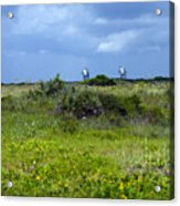 Cape Canaveral Florida Acrylic Print
