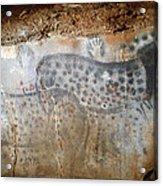 Cave Art: Horse Acrylic Print