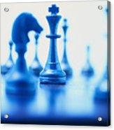Chess Acrylic Print