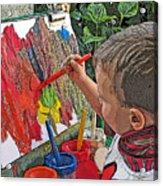 Children Series Acrylic Print
