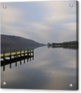 Coniston Water Acrylic Print
