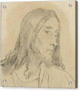 Cornelis Kruseman Acrylic Print