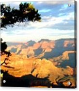 D C Landscape Acrylic Print