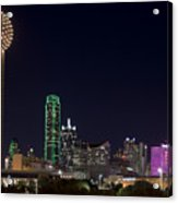 Dallas - Texas Acrylic Print