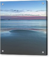 Daybreak Seascape Acrylic Print