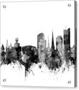 Dortmund Germany Skyline Acrylic Print
