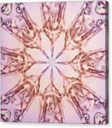 Engravingdness  Acrylic Print