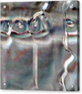 4 Eyes Acrylic Print