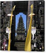 Indonesia, Bali Acrylic Print