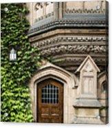 Ivy League Acrylic Print