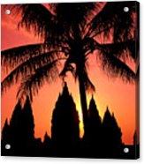 Java, Prambanan Acrylic Print