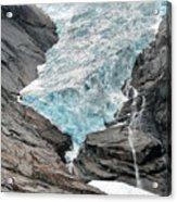 Jostedalsbreen National Park Acrylic Print