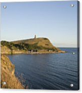 Kimmeridge Bay In Dorset Acrylic Print