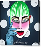 Leigh Bowery  Acrylic Print