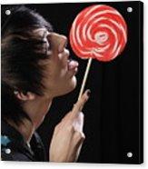 Lollypop Acrylic Print