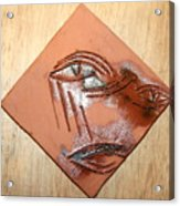 Loss - Tile Acrylic Print