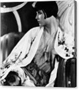 Louise Brooks, Ca. Late 1920s Acrylic Print by Everett