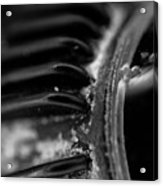Macro Of Everyday Object Acrylic Print