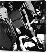 Marilyn Manson Acrylic Print