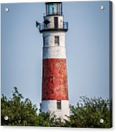 Middle Island Lighthouse Acrylic Print
