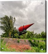 Military Weapons, Ballistic, Anti-aircraft, Medium-range Missile 5 Acrylic Print