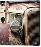 Old Farm Ford - Pov 1 Acrylic Print