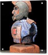 Roman Legionaire - Warrior - Ancient Rome - Roemer - Romeinen - Antichi Romani - Romains - Romarere  Acrylic Print