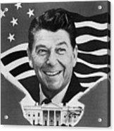 Ronald Reagan (1911-2004) Acrylic Print