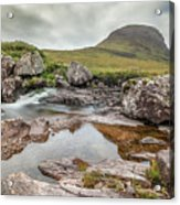 Russell Burn - Scotland Acrylic Print