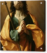 Saint James The Greater, Acrylic Print
