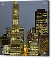 San Francisco Ca Acrylic Print
