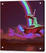 Sci Fi Acrylic Print