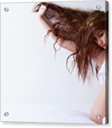 Seductress Imirage Magazine Canada Acrylic Print