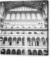 Smithsonian National Building Mus Acrylic Print