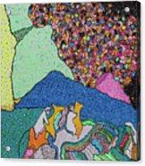 Exodus Acrylic Print